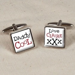 Daddy Cool Cufflinks