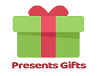 Presents Gifts Logo