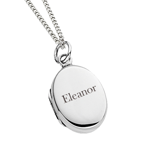 Personalised-Oval-Locket