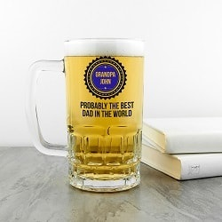 Probably The Best Beer Glass Tankard
