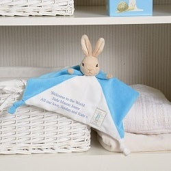 Personalised-Peter-Rabbit-Comforter